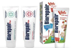 Dentifricio Biorepair Pharmamef Farmacia Comunale Parco Leonardo, Farmacia Tiburtina, Farmacia Da Vinci.